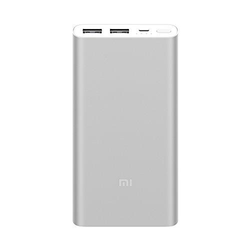 Xiaomi Mi Power Bank 2S, Batería Portátil 10000Mah, Aleación De Aluminio, Micro Usb,...