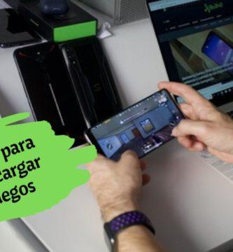 Apps para descargar juegos