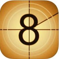 8mm App para editar videos