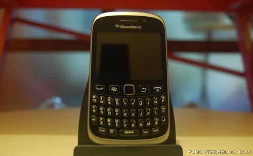 App para Blackberry 9320