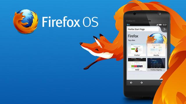 App para Firefox OS