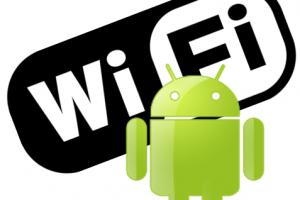 App para WiFi de Android