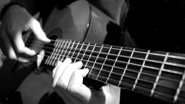 App para aprender a tocar la guitarra