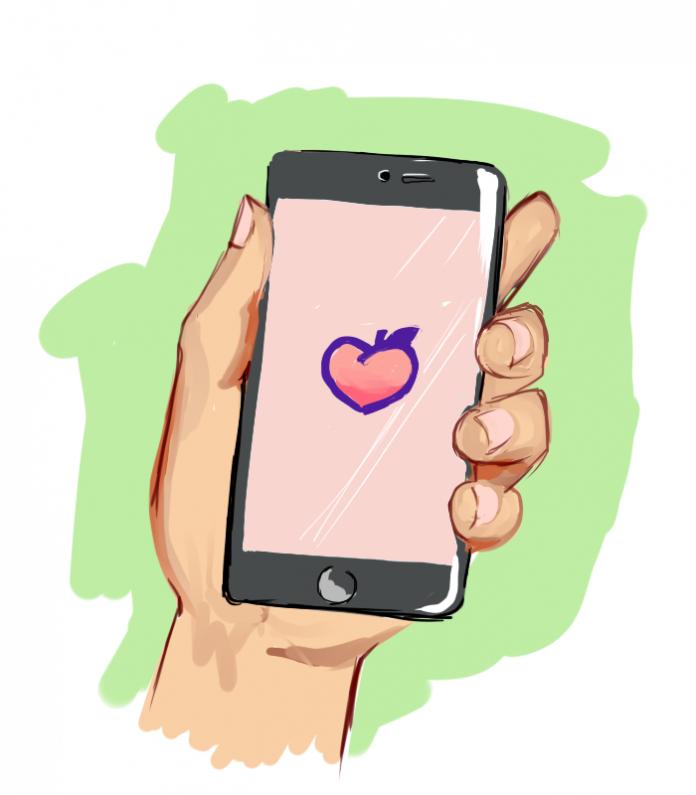 App para iPhone: Peach