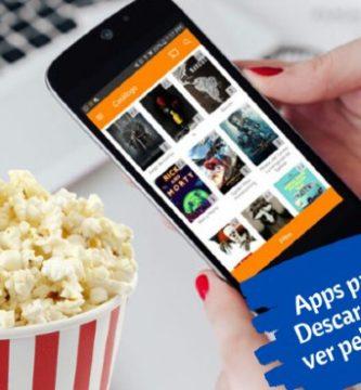 Apps para ver y descargar películas