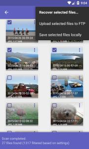 DiskDigger2 App para recuperar fotos