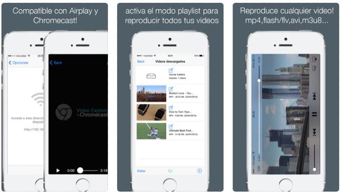 Apps para ver y descargar peliculas