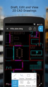 autocad2 app para arquitectos