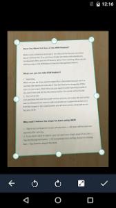 camescaner2 app para escanear
