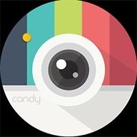 candycamera App para palo selfie
