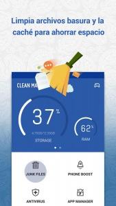 cleanmaster2 App para Samsung Galaxy S4
