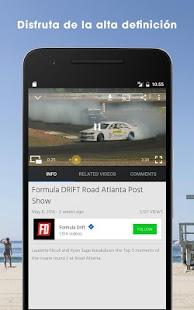 dailymotion2 App para descargar videos Android