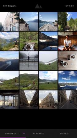 darkroom2 app para fotos iphone