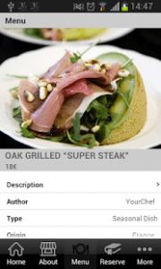 deluxrest2 App para restaurantes