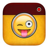 instaemojiphotoeditor App para poner emojis en las fotos