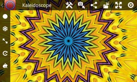 kaleidoscope2 App para Note 3