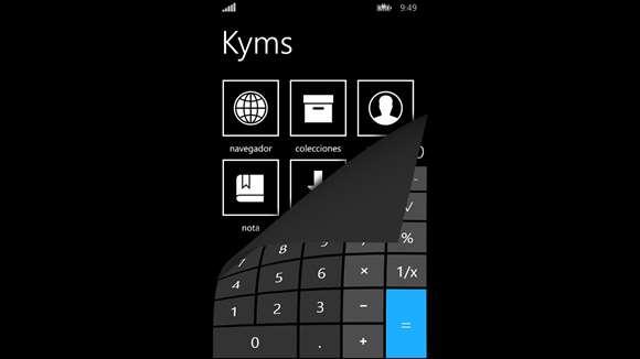 kims2 Aplicación para ocultar fotos