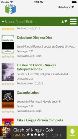 librosgratis2 App para descargar libros gratis