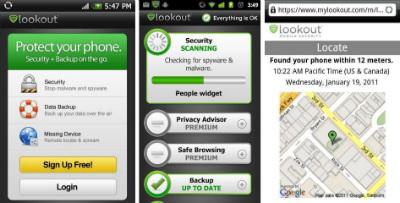 Apps para rastrear móvil