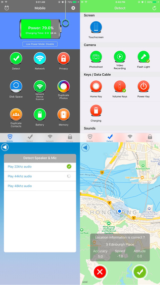 mobiledoctorpro2 App para limpiar iPhone
