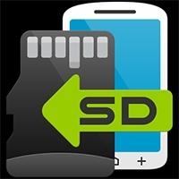 mountsd App para pasar a SD