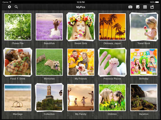 mejores aplicaciones para organizar fotos