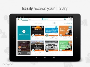 nearpod2 App para maestros