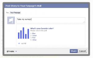 opinionpolls2 App para Facebook