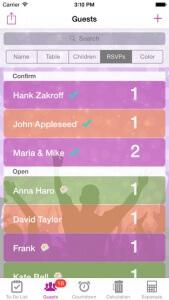 organizaevento2 App para organizar eventos