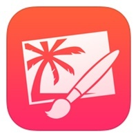 pixelmator App para ipad air