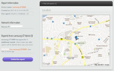 app para localizar telefonos