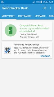 rootchecker2 App para rootear