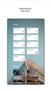 snapseed2 App para Galaxy s5