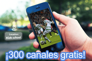 Apps para ver TV Android