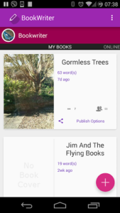 App para escritores