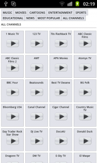 watchtv2 app para ver tv en android
