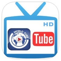 worldtube App para descargar videos de Youtube en iPhone