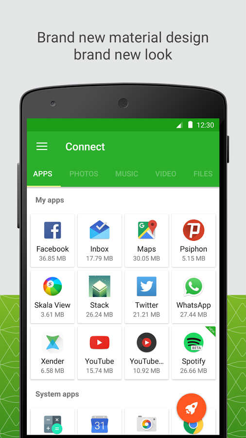 Apps para pasar a sd