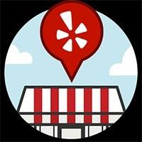 yelpempresas App para restaurantes