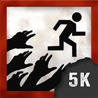 zombies5k app para running