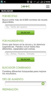 ellegourmet2 App de recetas de cocina Android