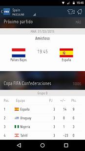 fifa2 Las mejores aplicaciones de fútbol Android