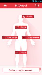 fotoskin2 App de salud Android