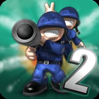 greatlittlewar Los mejores juegos de estrategia Android