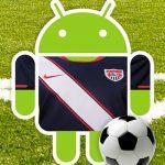 aplicaciones de fútbol Android