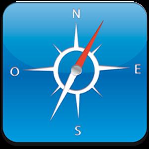 App de brújulas Android