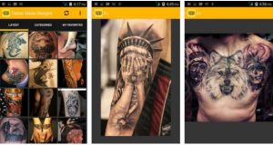 12 Grandiosas Apps Para Tatuajes Gratis Top Apps Ios Android
