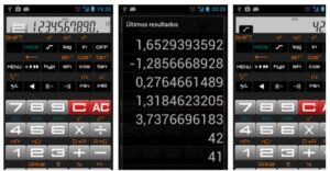 app para calculadora cientifica