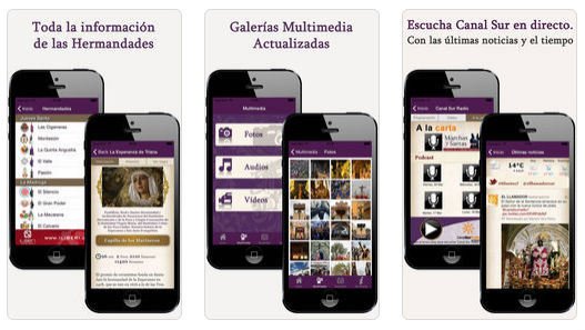 App para Semana Santa
