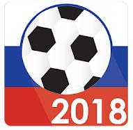 Apps para el Mundial Rusia 2018